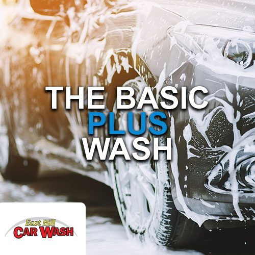 the basic plus car wash