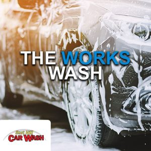 the luminauara works car wash